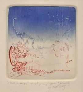 """Bernard Childs: """"Month of Felicity"""", 1960"""