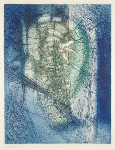 """Bernard Childs: """"Mercure"""", 1958"""