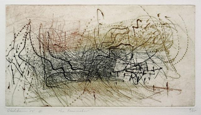 """Bernard Childs: """"The Rainmaker"""", 1955"""