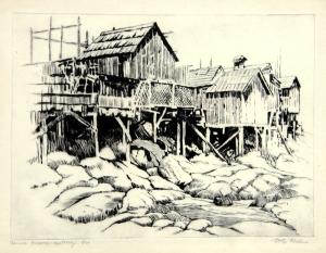 Chinese Fisheries Monterey