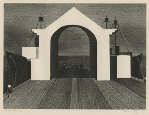 """Herman Volz  """"Pier 39"""""""